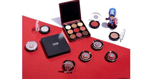 Face Shop Marvel Makeup Collection