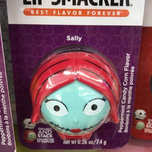 halloween disney lip smackers