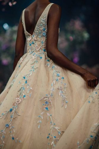 Paul Vasileff Couture Disney Gown Collection