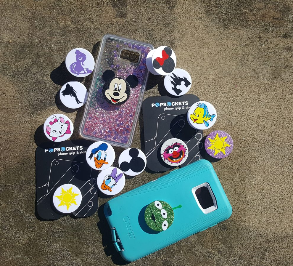 Stay On Point With These Trendy Disney Popsockets