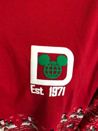 disney holiday spirit jersey