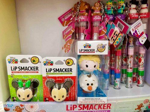 Christmas Tsum Tsum Lip Smacker Balms