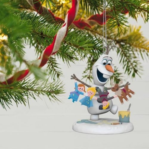 some highlights from the hallmark disney christmas ornament debut are above - Disney Christmas Decorations 2017