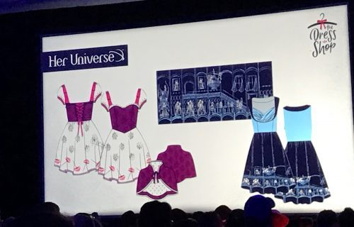 her universe disney parks dresses