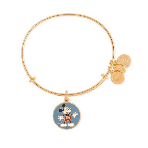 Alex Ani Bracelet Mickey Minnie Love Letter