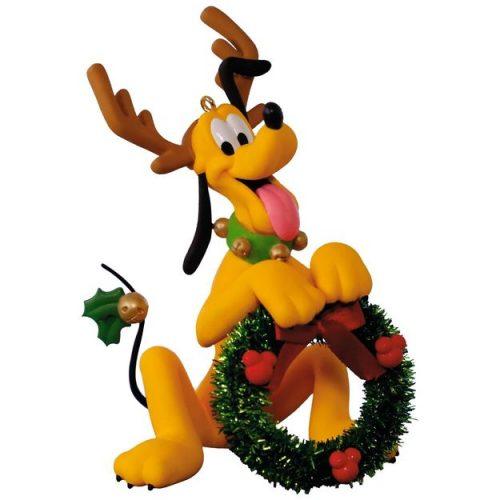 Hallmark Disney Christmas Ornament Debut