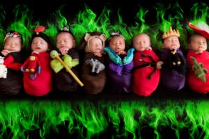 Baby Disney Villains