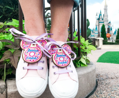 Disney Inspired Shoe Charms