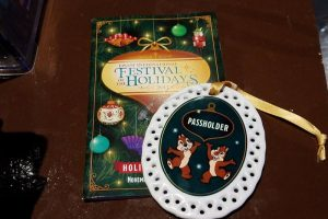 Epcot Festival of the Holidays Merchandise