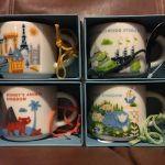 Starbucks Disney Parks Mugs Ornaments