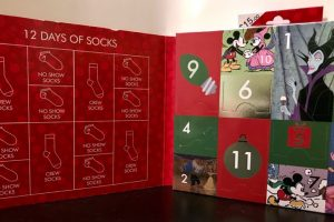 Disney Socks Advent Calendar