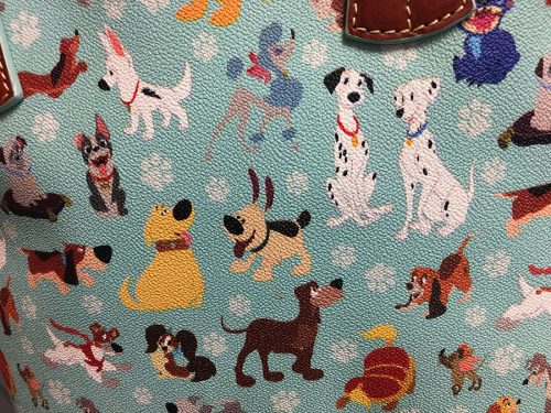 Disney Dogs Dooney & Bourke
