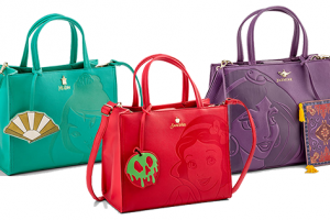 Debossed Disney Satchel Bags