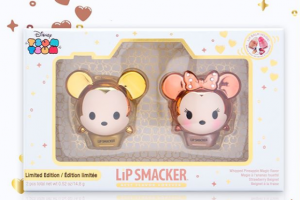 Lip Smacker Golden Tsum Tsum Duo
