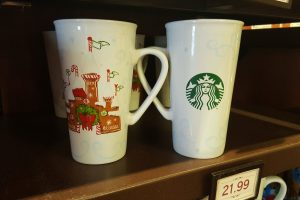 Holiday Starbucks Mug Available