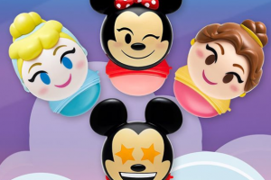 Lip Smacker Disney Emoji lip balms