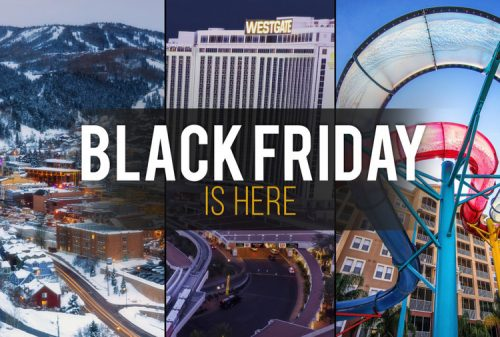 Westgate resorts offering early discounts for black friday for Las vegas hotels black friday deals