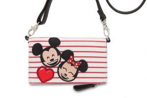 Disney Emoji Crossbody Wallet