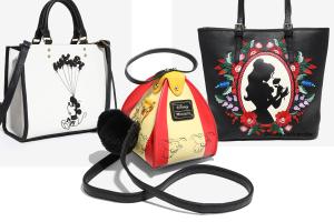 New Disney Loungefly Handbags