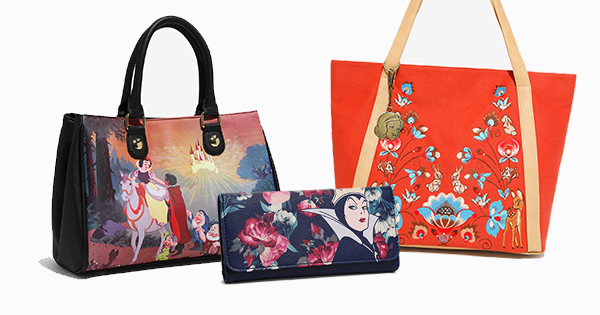 LoungeFly Snow White Collection