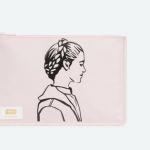 State Princess Leia Laurel Pouch