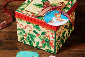 Disney Holiday Gift Tags