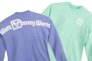 newWalt Disney World Spirit Jersey Colors