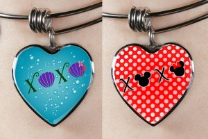 Disney Character XOXO Bracelet Collection