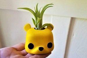Winnie the Pooh Planter