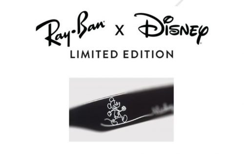 Ray-ban X Disney Limited Edition Sunglasses