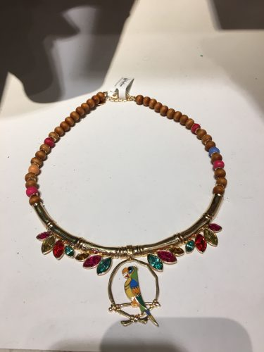 tiki room jewelry at the dress shop