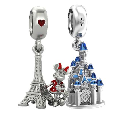 New Exclusive Disneyland Paris PANDORA Charms and Retail Location ...