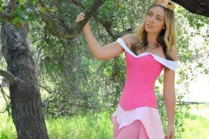 Disney Princess Inspired Corsets