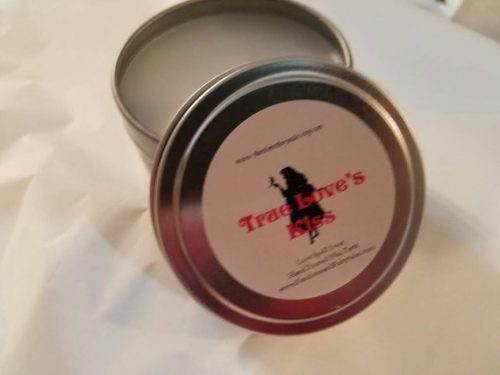 True Love's Kiss Inspired Candle